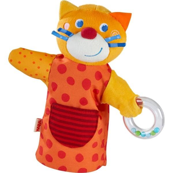 HABA Klang-Handpuppe Katze