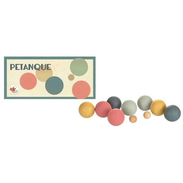 Boule-Spiel Petanque