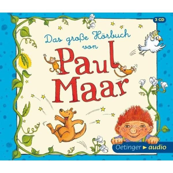 FRIEDRICH OETINGER VERLAG Das große Hörbuch von Paul Maar 3 CD