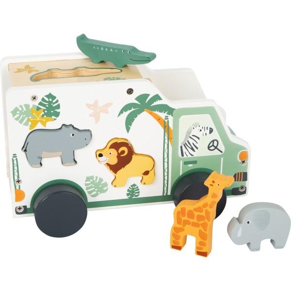 """Steckspiel Spielauto """"Safari"""""""