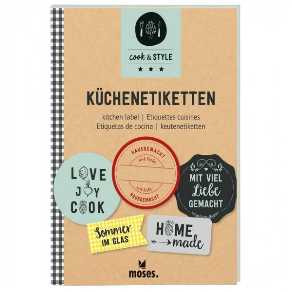 Cook & STYLE Küchen-Etiketten