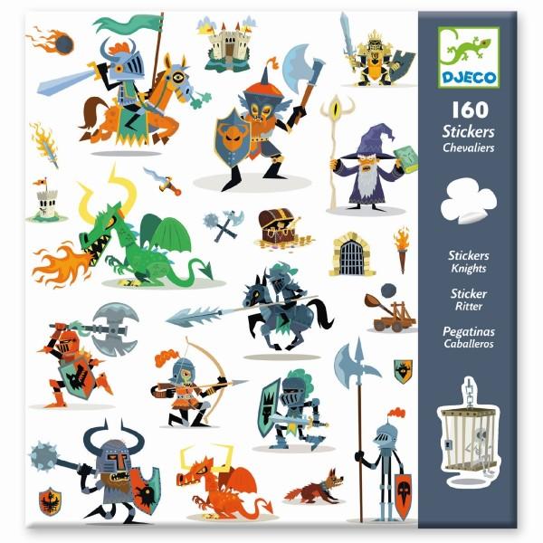 160 Sticker: Ritter