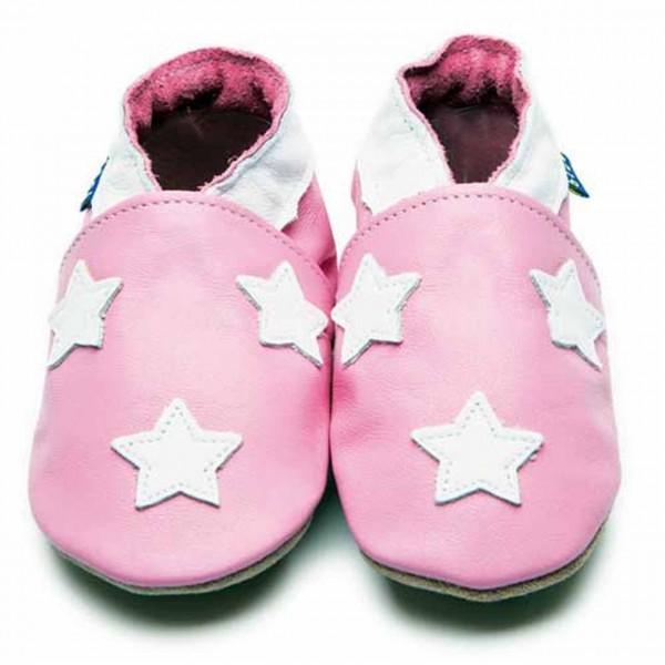 Inch Blue Toddler Stardom Baby Pink/White Medium