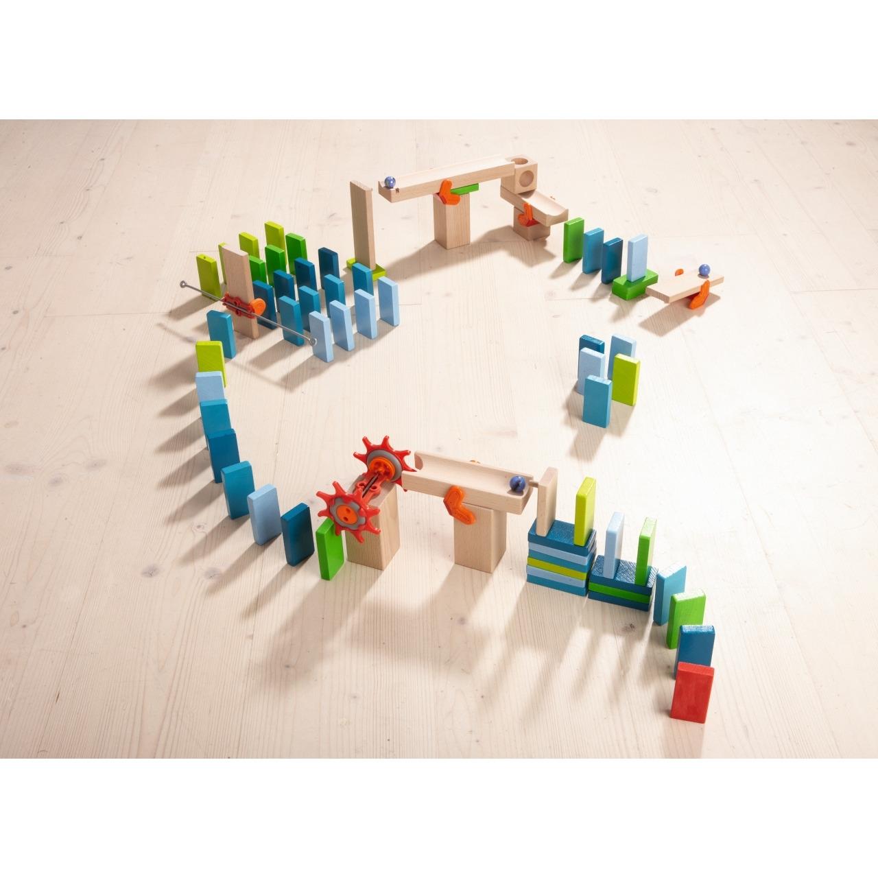 grundpackung domino spielwaren ab 3 jahre spielzeug spielzeug schenken und spielen. Black Bedroom Furniture Sets. Home Design Ideas
