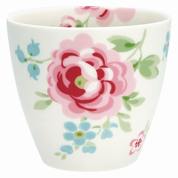 Latte Cup Meryl white