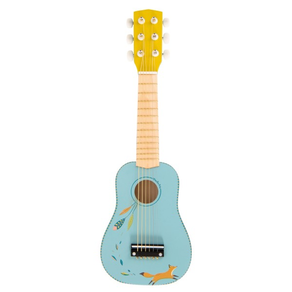 Gitarre le voyage d''olga