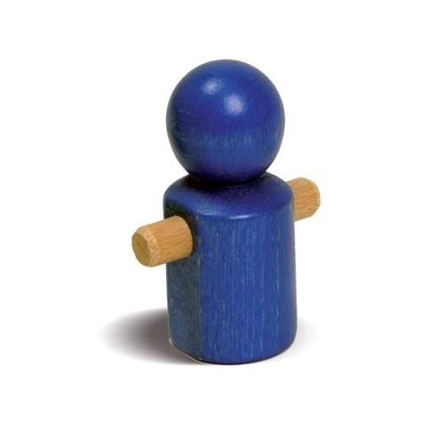 MB-Laufmännchen, blau