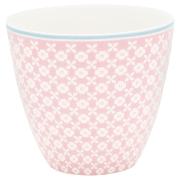 GREENGATE Latte cup Becher Helle pale pink