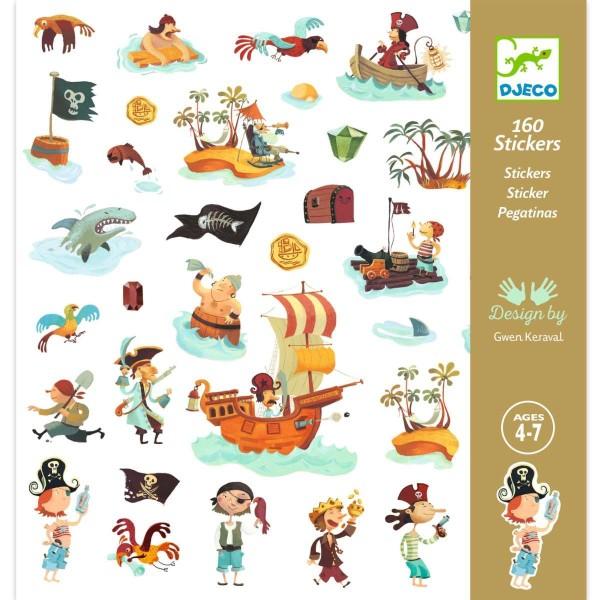Sticker - Piraten