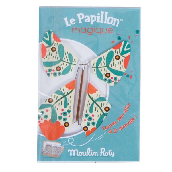 magischer Schmetterling, Tulpe
