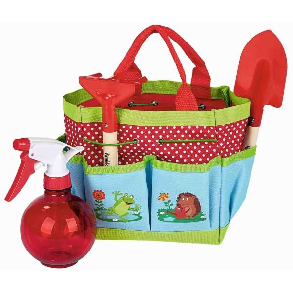 Krabbelkäfer Kleine Gartentasche