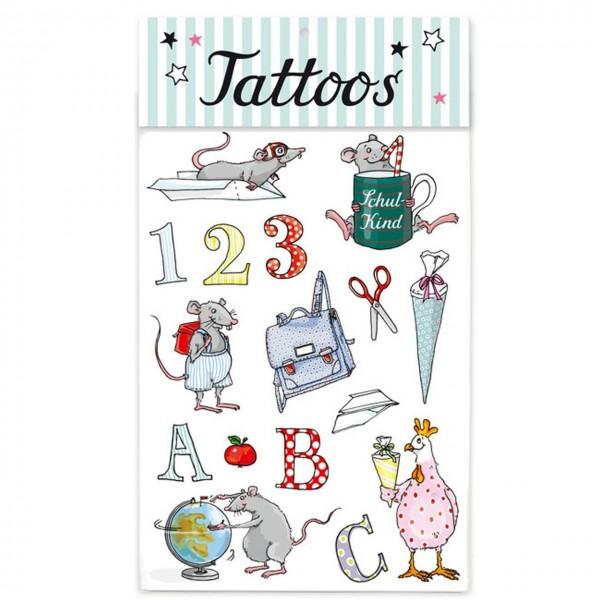 Tattoo Schule