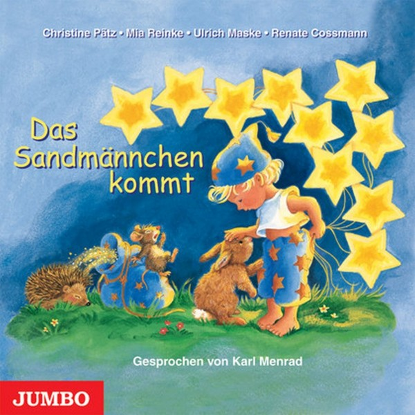 JUMBO Das Sandmännchen kommt CD